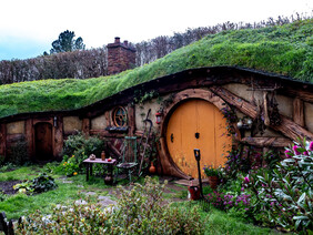 hobbit hole